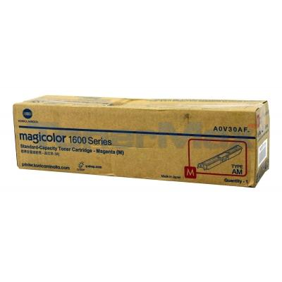 KONICA MINOLTA MAGICOLOR 1690MF TONER CARTRIDGE MAGENTA